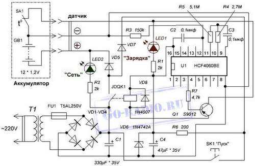 Alteration Of The Charger Of The Bosch Screwdriver • CIMFLOK.COMcimflok.com