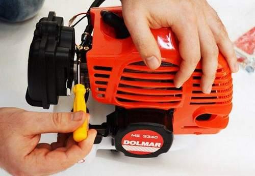 DIY Chainsaw Carb Adjustment
