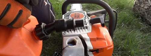 How to Dilute Gasoline For Husqvarna Chainsaw
