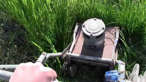 How to Make a Lawn Mower