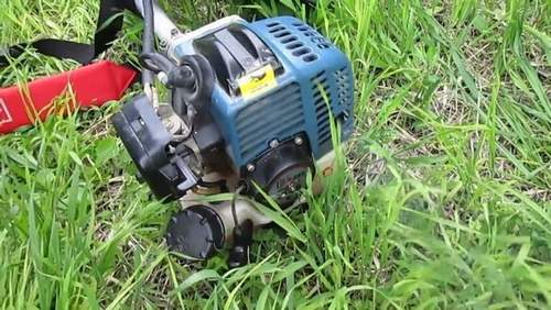 How to Make a Petrol Trimmer Properly