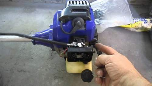 Petrol Trimmer Does Not Start On Hot