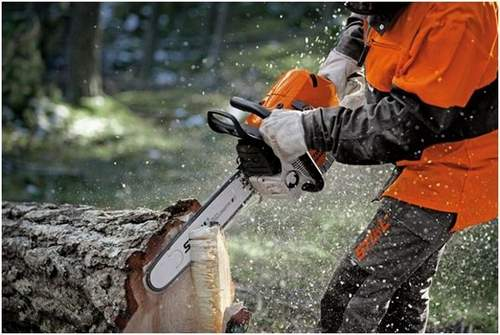 Replacing the Fuel Hose On a Chinese Chainsaw