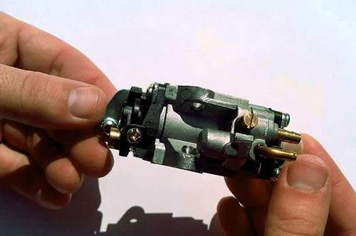Tuning Carburetor Stihl Fs 130