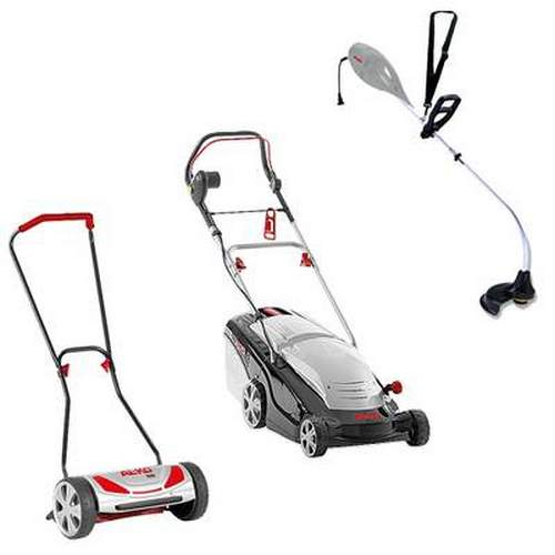 Types And Types Of Lawn Mowers