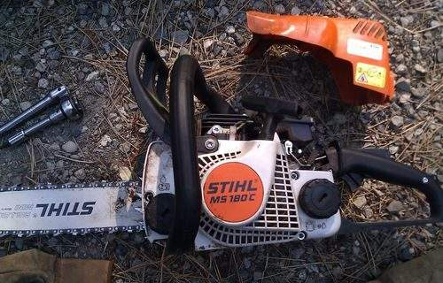 Why Partner Chainsaw Doesn't Start