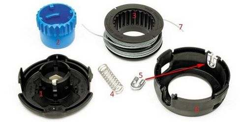How to Properly Disassemble a Coil From a Trimmer