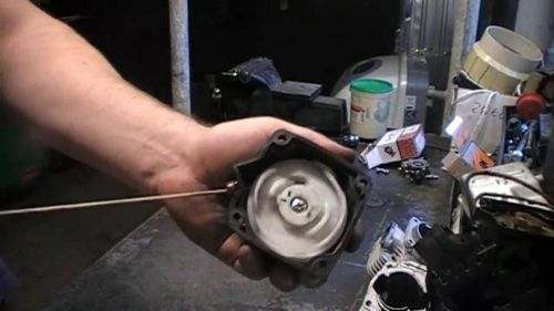 How to Install a Starter on a Trimmer