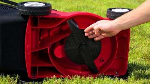 Which Gasoline Is Poured Into An Al-Ko Lawnmower