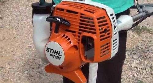 Dismantling the Shtil Fs551 Trimmer Engine