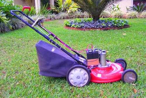 electric lawn mower which is better