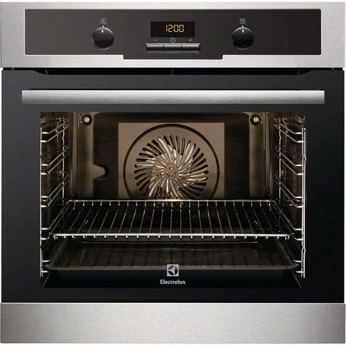 how to turn on the Bosch electric oven