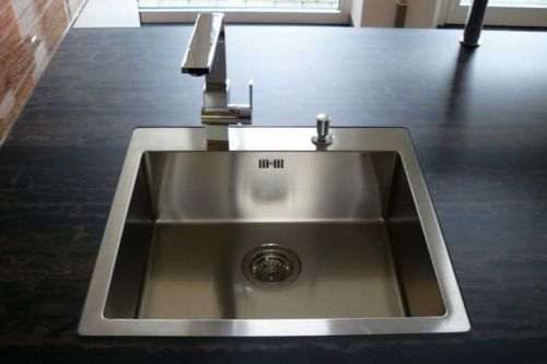 how to cut a countertop for a sink with a wing