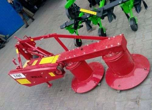 Virax mower assembly