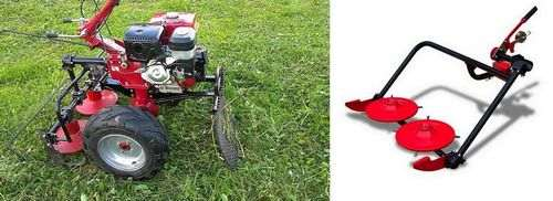 what are grass mowers