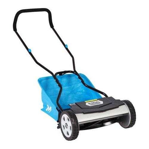 electric lawn mower won't start