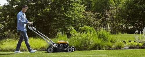 compare electric lawn mowers