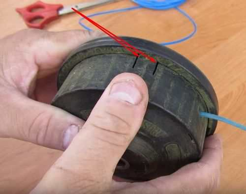 How To Wind Trimmer Line