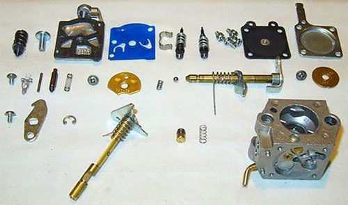 How To Adjust The Needle On The Trimmer Carburetor