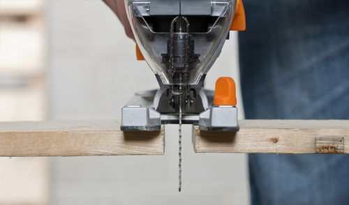 How To Cut With A Jigsaw