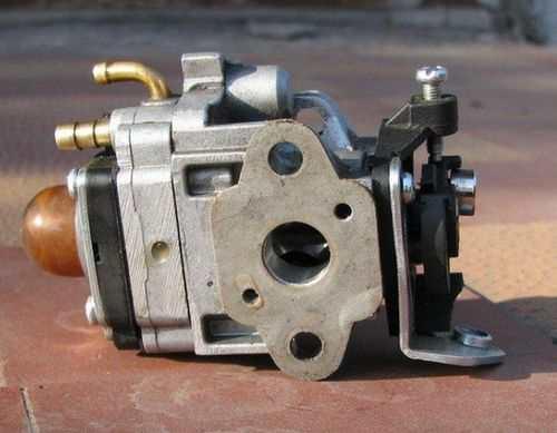 Patriot Trimmer Carburetor Adjustment