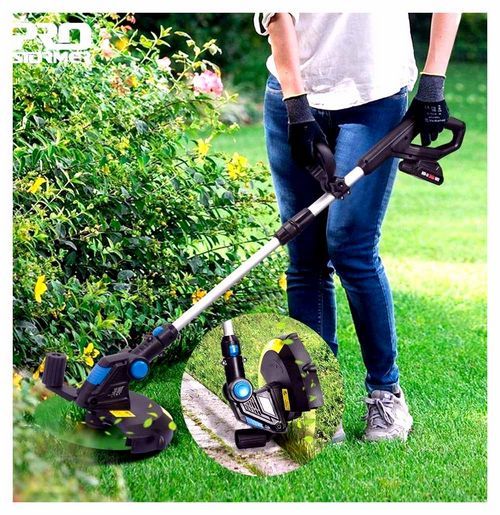 Electric Grass Trimmer Tuck Line