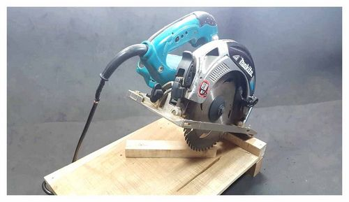 How To Make A Miter Saw From A Circular