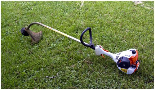 Trimmer Stihl Head Does Not Turn