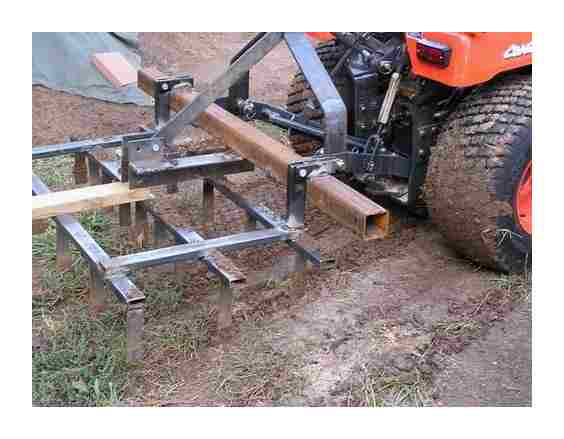 do-it-yourself, disc, harrow, tiller